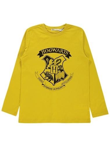 Harry Potter Sweatshirt Sarı